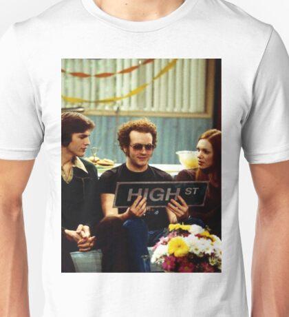 High Street Unisex T-Shirt