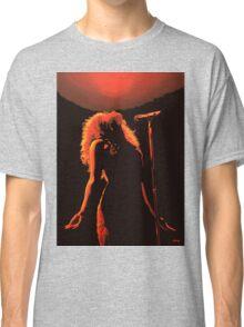 Shakira Painting Classic T-Shirt