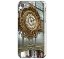 Musée d'Orsay iPhone Case/Skin