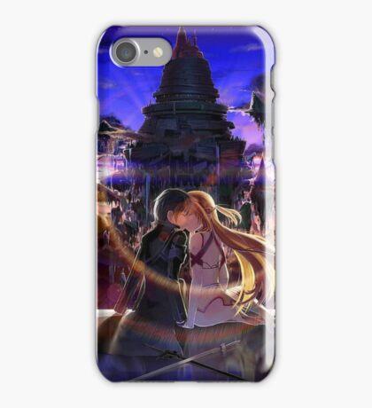 KIRITO & ASUNA iPhone Case/Skin