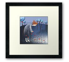 Sowing the Seeds of Love Framed Print