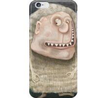 Curious Strangers iPhone Case/Skin