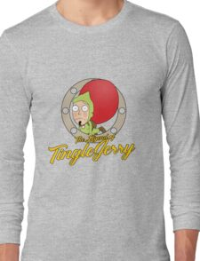 The Legend of TingleJerry Long Sleeve T-Shirt