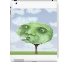 Making clouds iPad Case/Skin