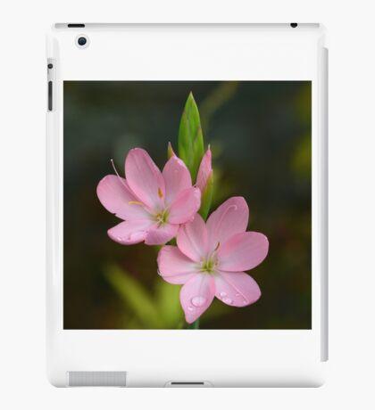 Pink Lilies iPad Case/Skin