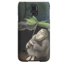 He shelters from the Rain Samsung Galaxy Case/Skin