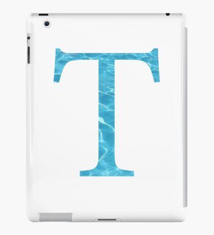 Tau-water iPad Case/Skin