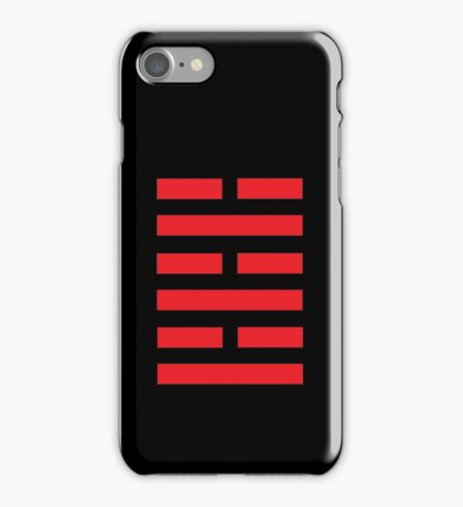 Arashikage Ninja Clan Tattoo iPhone Case/Skin