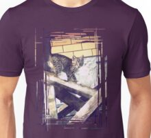 Retro portrait of WaiFai Unisex T-Shirt