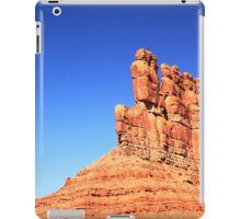 Battleship Butte and Moonset iPad Case/Skin