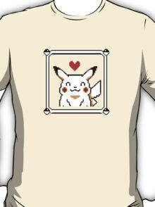 Happy Pikachu (Retro) T-Shirt