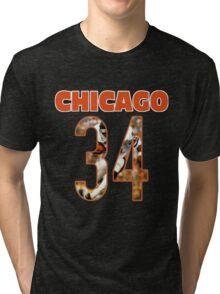 Payton - 34 Tri-blend T-Shirt