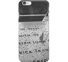9/11 iPhone Case/Skin