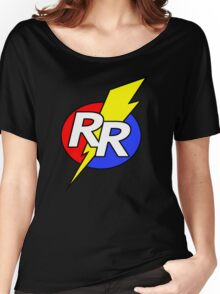 Rescue Rangers Logo Women's Relaxed Fit T-Shirt