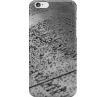 9-11 iPhone Case/Skin