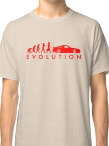 Evolution of Pilot (4) Classic T-Shirt