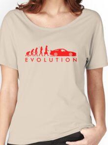 Evolution of Pilot (4) Women's Relaxed Fit T-Shirt