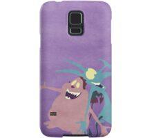Hercules inspired design (Pain & Panic). Samsung Galaxy Case/Skin
