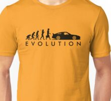 Evolution of Pilot (5) Unisex T-Shirt