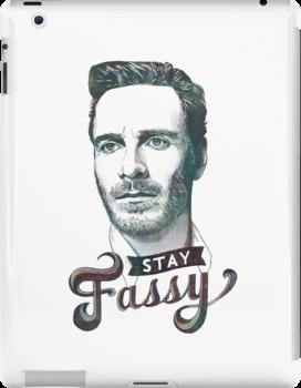 Stay Fassy by Logan Nottbohm