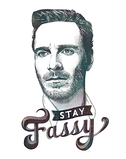 Stay Fassy by Logan Nottbohm