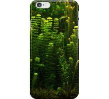 Underwater garden  iPhone Case/Skin