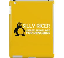 Silly Ricer (5) iPad Case/Skin
