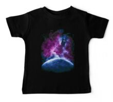 Space and Time Baby Tee