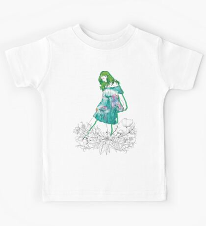 Girl's Diary Collection - Water Kids Clothes