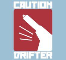 Caution Drifter (1) One Piece - Short Sleeve