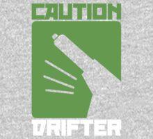 Caution Drifter (6) One Piece - Long Sleeve