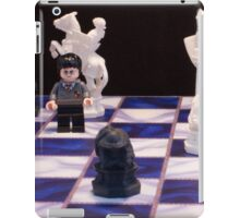 Harry Potter Chess iPad Case/Skin