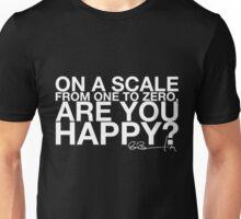 """""""A Parting Questionnaire"""" Unisex T-Shirt"""
