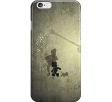 Pinocchio inspired design. iPhone Case/Skin