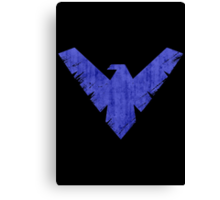 Knight Wing Canvas Print