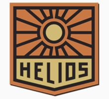 Ingress Helios Large - Stickers by arturlow