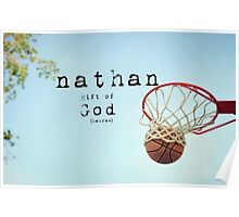 Nathan gift of God Poster
