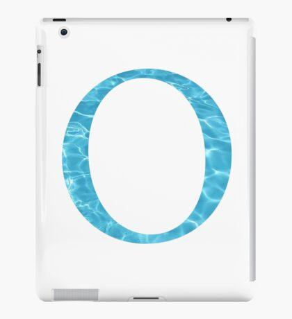 Omicron-water iPad Case/Skin