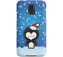 Cute Kawaii Christmas Penguin Samsung Galaxy Case/Skin