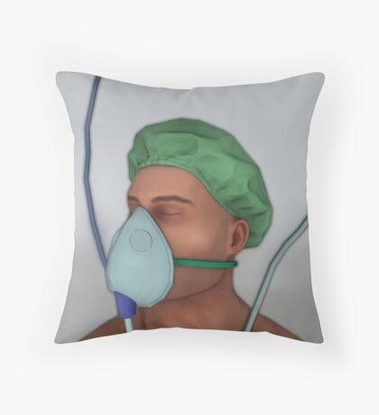 Surgeon Simulator 'Bob' - Official Merchandise Throw Pillow