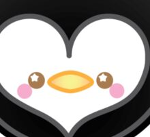 Cute Kawaii Christmas Penguin Sticker