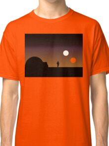 The Double Sunset... Classic T-Shirt