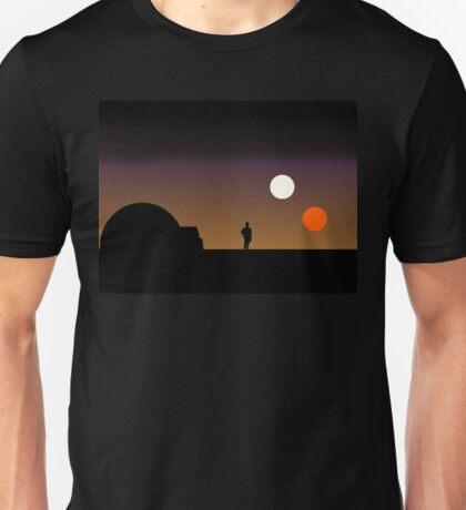The Double Sunset... Unisex T-Shirt