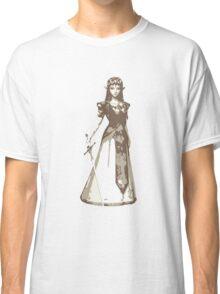 Minimalist Zelda from The Legend of Zelda Classic T-Shirt