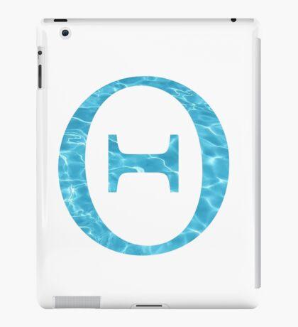 Theta-water iPad Case/Skin