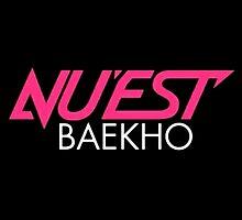 NU'EST Baekho by supalurve