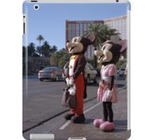 Out of Work iPad Case/Skin