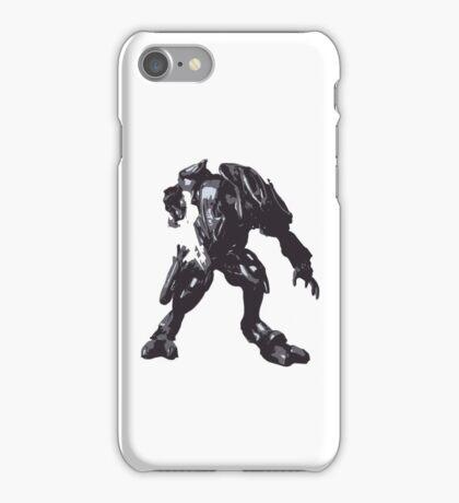 Minimalist Elite from Halo iPhone Case/Skin