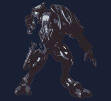 Minimalist Elite from Halo Kids Tee