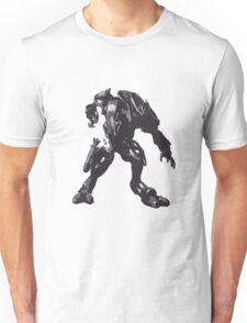 Minimalist Elite from Halo Unisex T-Shirt